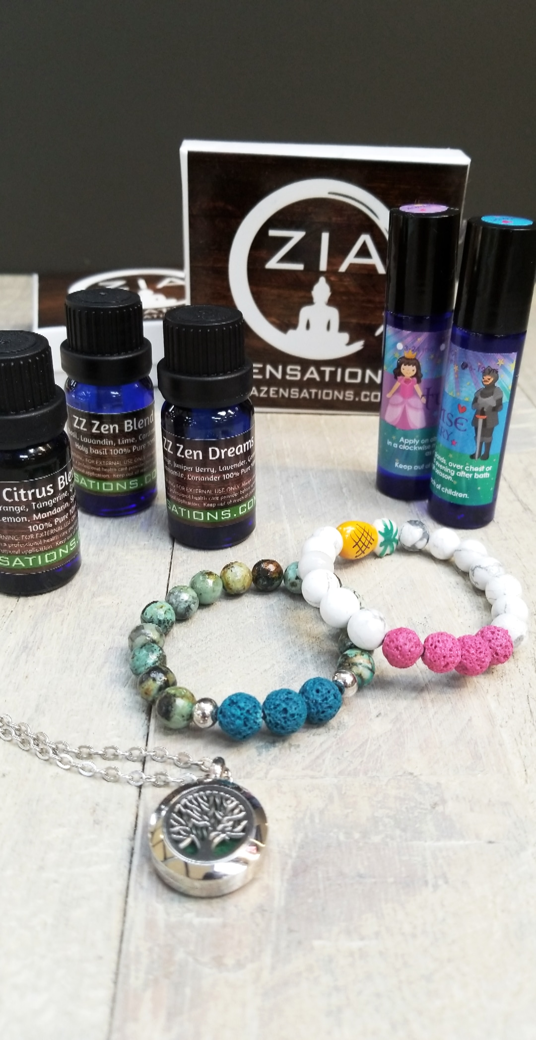 Diffuser jewelry is a great way for children