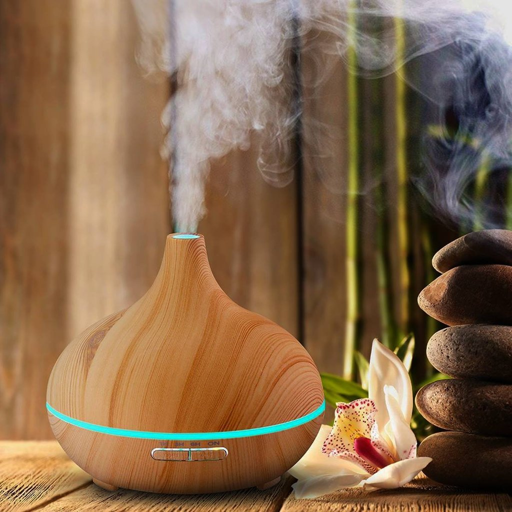 How Essential Oils Effect Change
