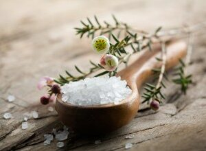 Epsom Bath Salt - 8 oz.