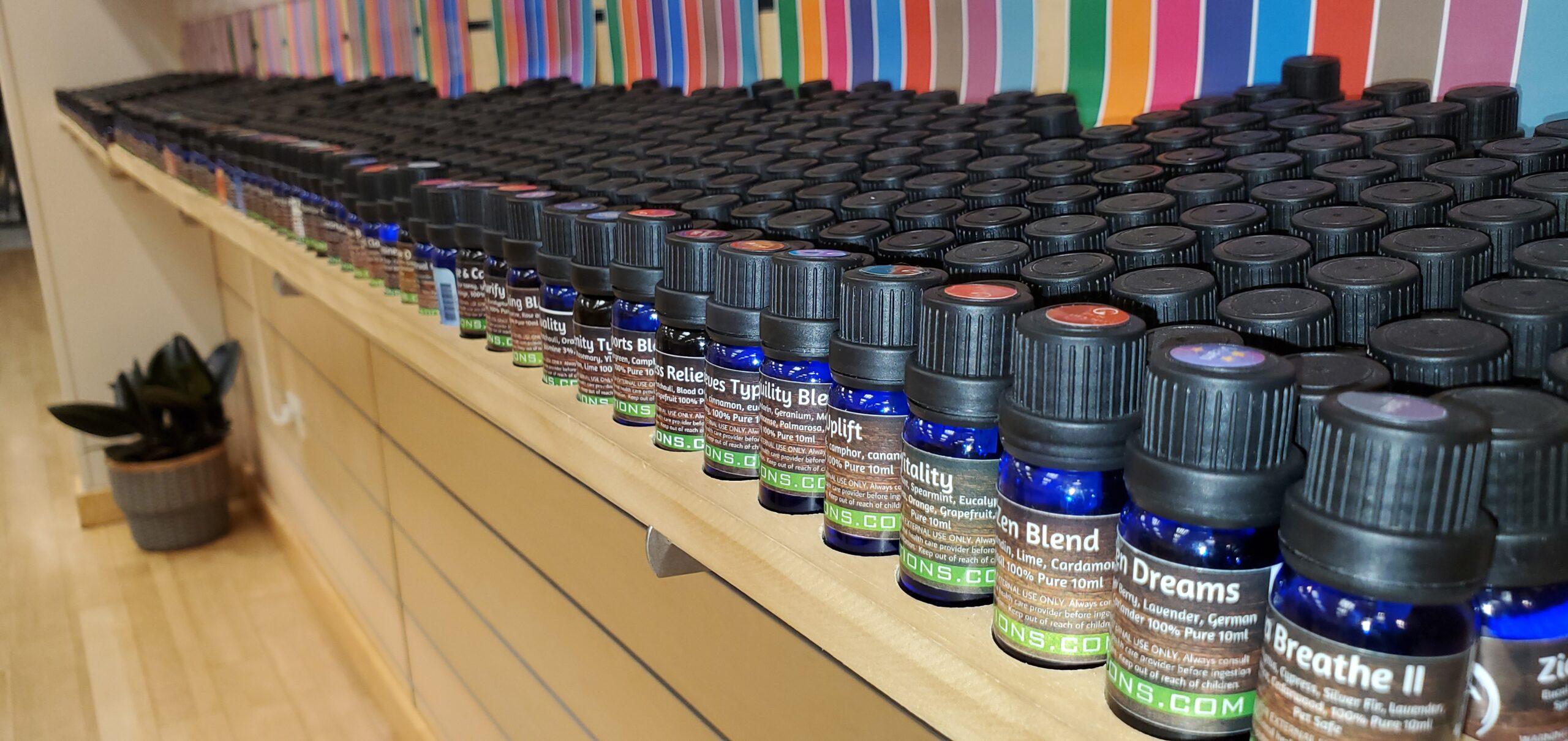 Start using Zia Zensations oils